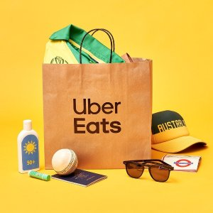 享5次免费送餐活动Uber Eats 墨尔本优选热门商家 足不出户享世界美食