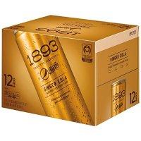 可乐 1893 姜味可乐 12罐装