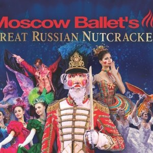 Tickets on Sale nowMoscow Ballet's