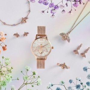 Lola Rose £29起英国买手表折扣 | 小众手表/百镑以内平价手表推荐