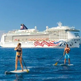 From $12747-Day Hawaii Cruise on NCL Pride of America