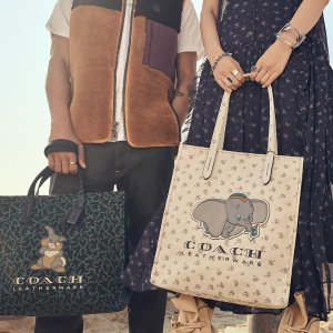 Dealmoon Exclusive!Free gift on $250+ Disney X Coach Collection @Coach
