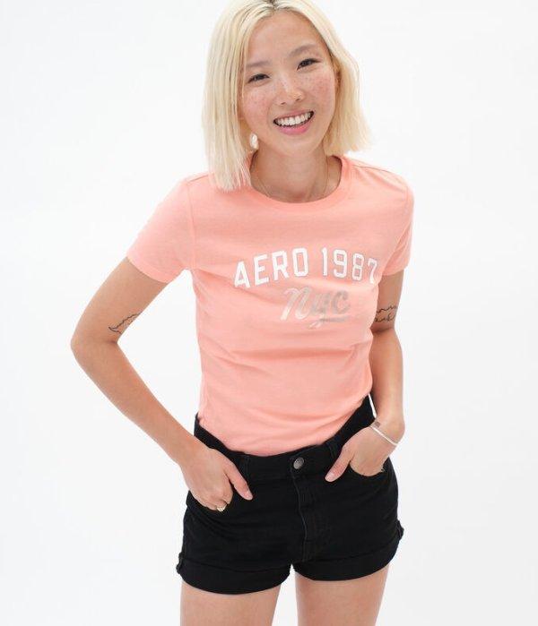 Foil Aero 1987 T恤