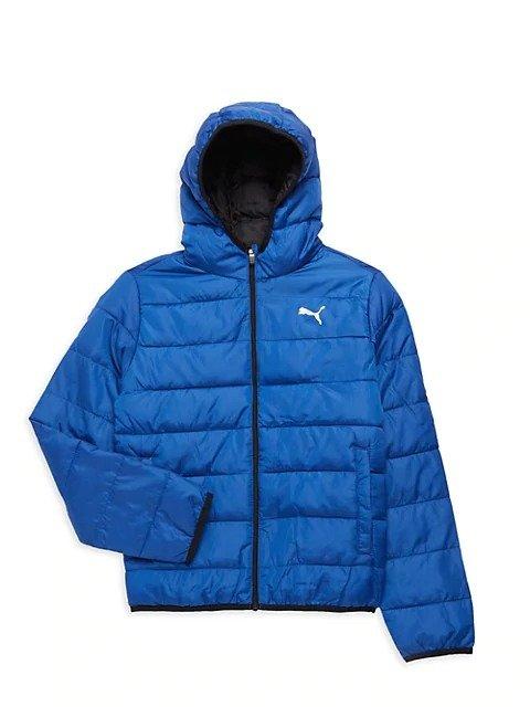 男童保暖外套,M-XL码