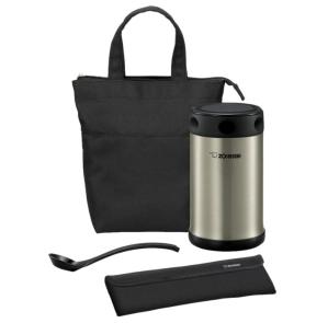 $36Zojirushi SW-FBE75XA Stainless Steel Lunch Jar, 25-Ounce, Stainless @ Amazon