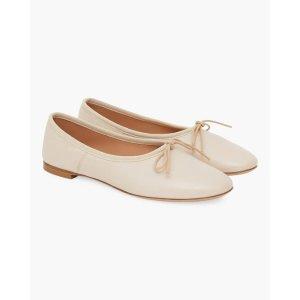 Mansur Gavriel小羊皮芭蕾鞋