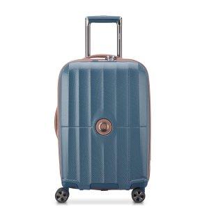 21寸$80、$28寸$104Delsey Paris 法国大使 St. Tropez 万向轮硬壳行李箱