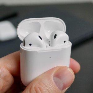 Apple官网£159,变相8.6折 二代Airpods