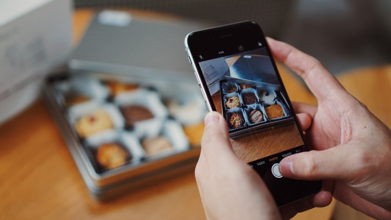 只用手机照样能拍出高清精美的晒货照片٩̋(๑˃́ꇴ˂̀๑)