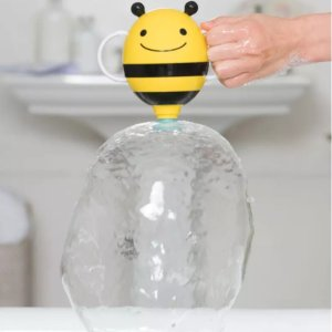 4至7.5折 包邮比黑五低:Skip Hop 幼儿洗浴用具玩具热卖 抖音爆款蜜蜂喷泉史低