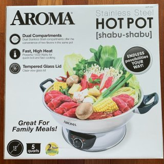 AROMA鸳鸯火锅 | 众口难调?让这一锅美食激发你的味蕾