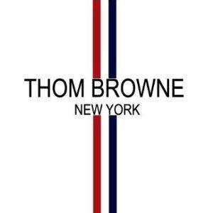 低至6折 $324收百搭TeeThom Browne官网 极简风的文艺时尚折扣特卖