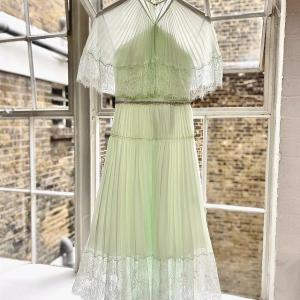 1.7折起 £63就蕾丝上衣Self Portrait 仙女裙白菜价 必备蕾丝仙女裙 罕见超低价