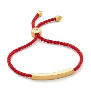 Monica VinaderLinear Friendship Bracelet | Monica Vinader