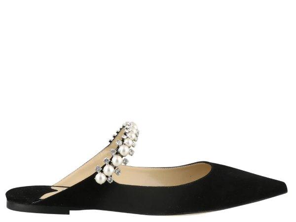 Bing珍珠单鞋