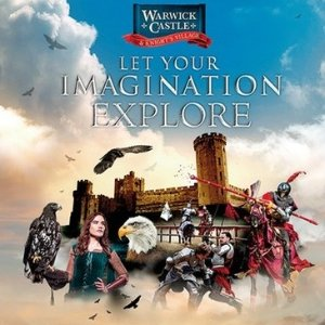 低至7.2折 现价£15(原价£21)华威城堡之旅 探索中世纪城堡花园之美