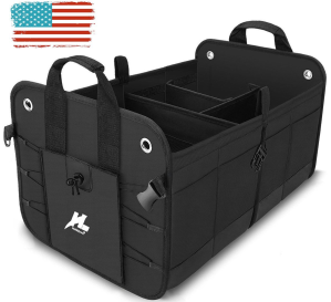 $18HUANZHAN Car Trunk Organizer