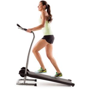 $118(原价$141.6)Weslo 家用健走跑步机 斜度可调可折叠 边刷剧边减肥