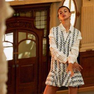 封面款连衣裙€189收Sister Jane 高端线Dream系列热卖 可少女可贵妇 且很高级
