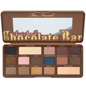 $35(原价$71)Too Faced Chocolate眼影盘 暖红棕大地色