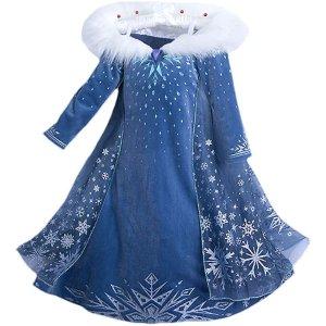 Elsa 冰雪奇缘cos