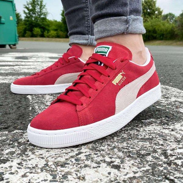 Suede Classic 休闲鞋