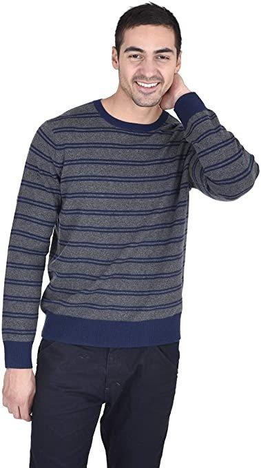 羊绒羊毛混纺毛衣