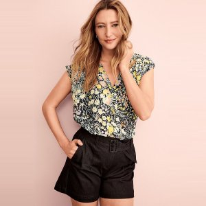 50% Off Your Purchase + Extra 15% Off ClearanceAnn Taylor Factory 2 Days Only Spring's In Full Swing Flash Sale
