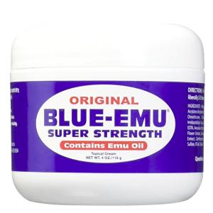 $12.21 (原价$16.99)Blue-Emu 天然强力止痛按摩油 4 Oz