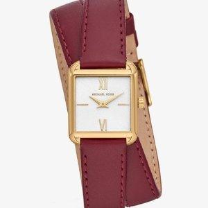 5折起 新年新气象 心想事成Michael Kors 手表收起来 粉色招桃花 红色去水逆 金色招财