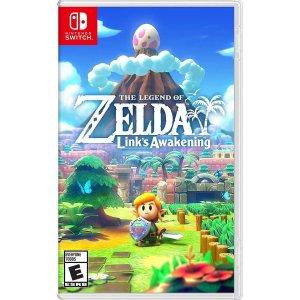 Nintendo Switch 热门大作特卖, 巫师 塞尔达 都参加