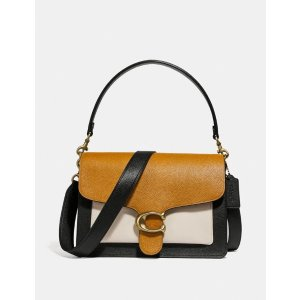 CoachTabby Shoulder Bag in Colorblock