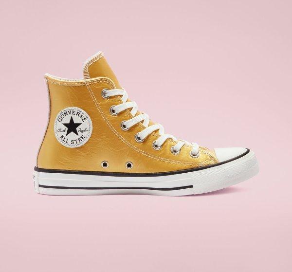 Metallic Classics Chuck Taylor All Star 女鞋
