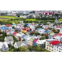 冰岛 4晚住宿含早+机票+多天行程+交通