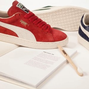 Last Day: 30% Off + Free 2 Day ShippingSuede Classic Sneakers @ PUMA