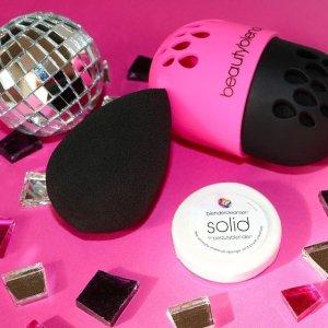 低至8.5折 $5收修容刷Well.ca 热门美妆工具 beautyblender美妆蛋、RT平价刷具