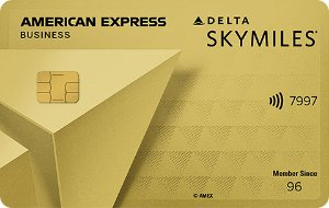 Limited Time Offer: Earn 60,000 bonus miles. Terms Apply.Delta SkyMiles® Gold Business American Express Card