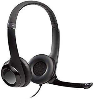 $24.27 (原价$39.99)Logitech H390 USB耳麦