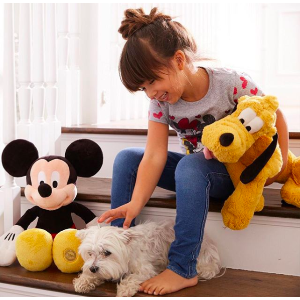 As low as $12 + Extra 20% OffshopDisney Plushes & Stuffed Animals Sale  reg. $19.25-$22.99