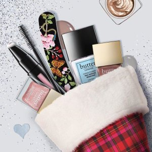 Take 40% OffAll Sheer Wisdom Products + Free Gift on orders $50+ FS @ Butter London