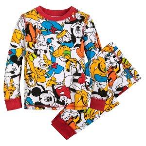 Disney米老鼠唐老鸭家居服套装
