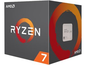AMD Ryzen 7 2700X 8-Core Desktop Processor