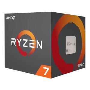 AMD Ryzen 7 2700X 8-Core Desktop Processor