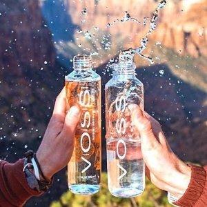 $10.25 一瓶只需$0.85VOSS Artesian 矿泉水 330ml 12瓶