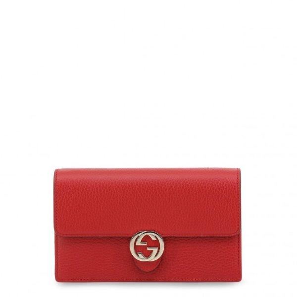 红色logo链条包
