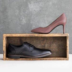 低至3折+额外7折+免邮Rockport官网 美鞋春季好价特卖 收柔软舒适休闲鞋 百搭高跟鞋