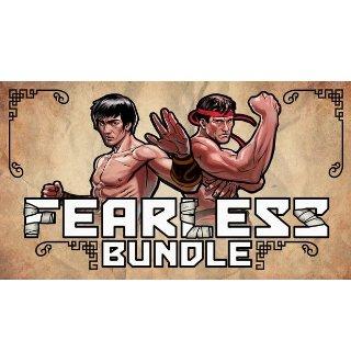8款游戏 仅售$3.79(原价$89.92)Fearless 八合一套装 Win / Mac 数字版 游戏特卖