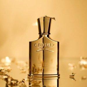 你与皇室之间,只差一瓶Creed……Creed 伦敦发布会直击,带你认识香水界真正的贵族