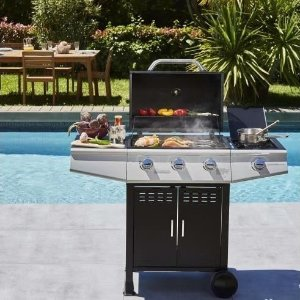 低至1.5折 夏季聚餐神器Cdiscount 精选不锈钢户外烧烤炉热卖