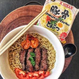 1包低至$0.87 6种不同口味白菜价:Amazon 札幌一番拉面 日本网红方便面来啦